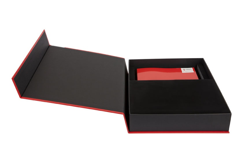 Presentation Box Packaging Magnet Lid