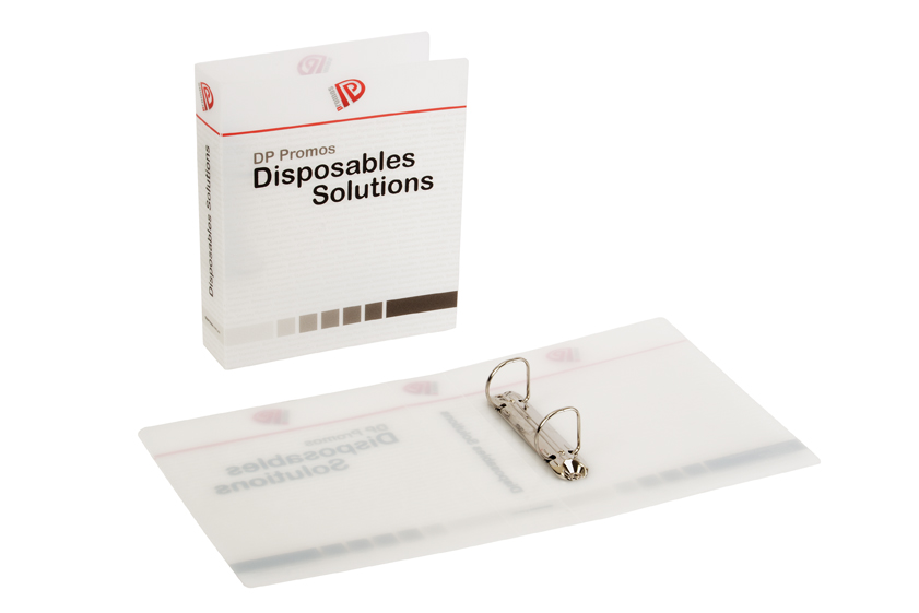 A5 Ring Binder Polypropylene