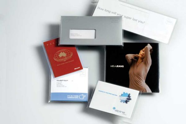 Visimailer Clear Envelope